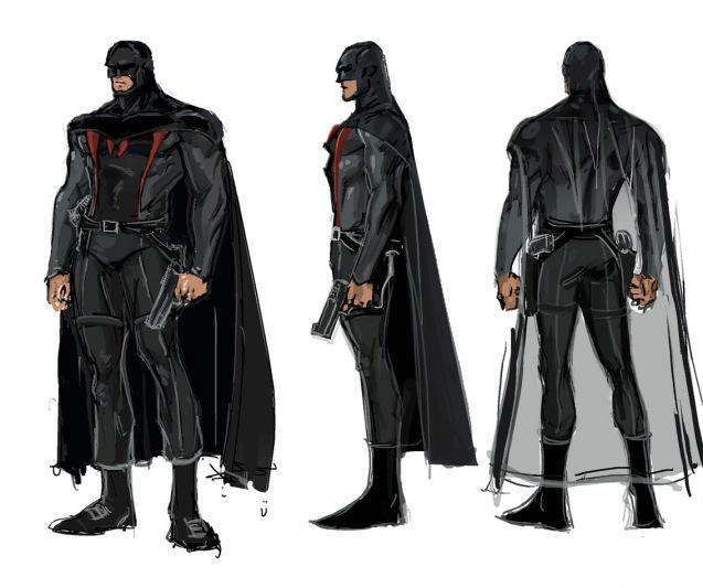 black-bat Dynamite
