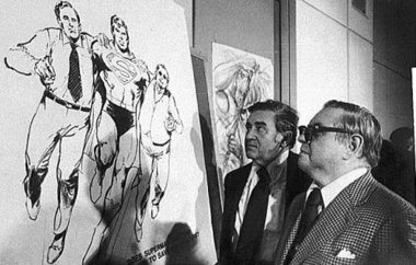 Superman siegel y shuster