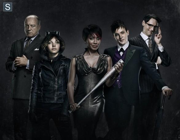 Gotham villanos
