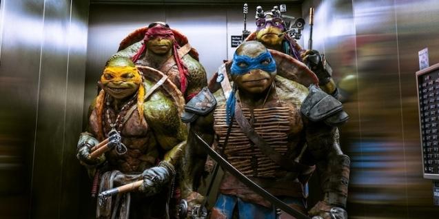 tortugas ninja 2014