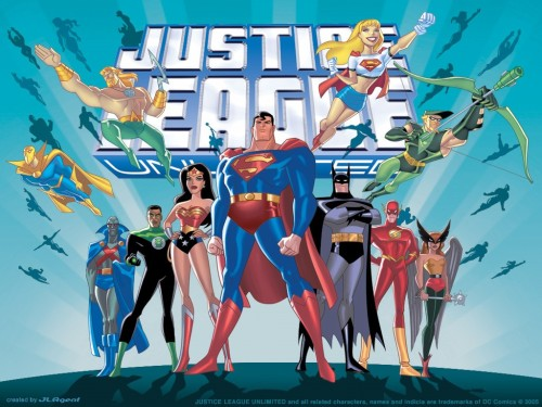 TCC_ Justice league animated