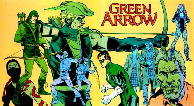 green arrow clasico